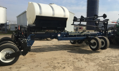 1000 Gallon Fertilizer Tank